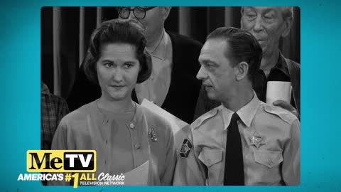 Andy Griffith's first wife made a cameo on The Andy Griffith Show