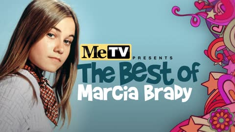 MeTV Presents The Best of Marcia Brady