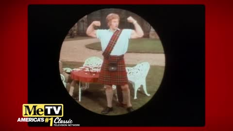 Darth Vader actor David Prowse wore a kilt on The Beverly Hillbillies!