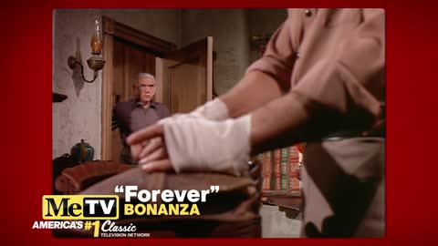 Bonanza makes a small nod to the loss of Dan Blocker in the two part episode ''Forever''