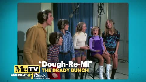 The Brady kids record a song with a funny gimmick!