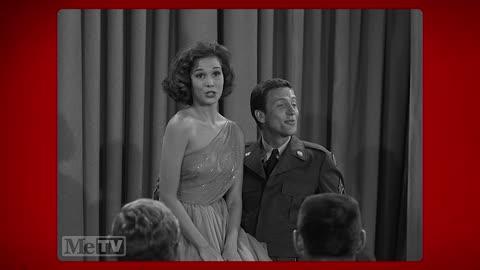 Mary Tyler Moore and Dick Van Dyke sing ''You Wonderful You''