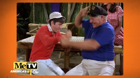 Gilligan is a hit on MeTV!
