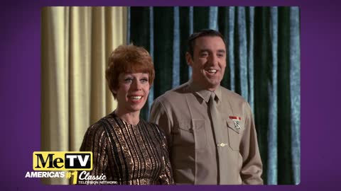 Gomer Pyle and Sgt. Carol Perform at Camp Henderson's Talent Show