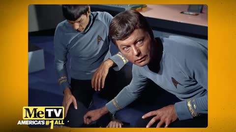 A classic Star Trek catchphrase: ''He's dead, Jim''