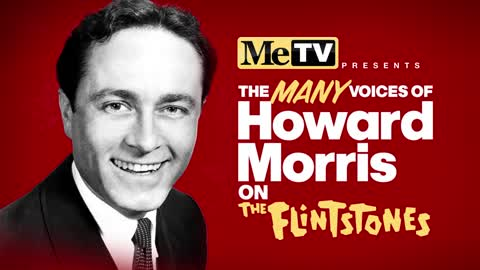 The Many Voices of Howard Morris on The Flintstones