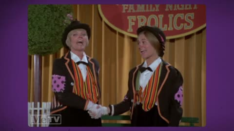 This adorable song and dance routine is Marcia's favorite moment on The Brady Bunch