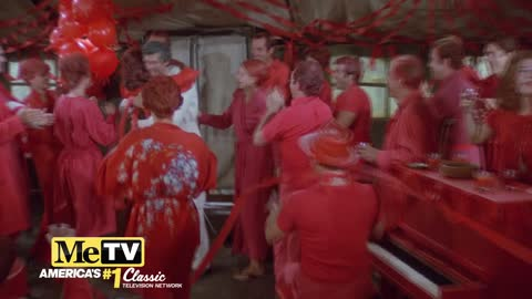 M*A*S*H Says Goodbye Green, Hello Red!