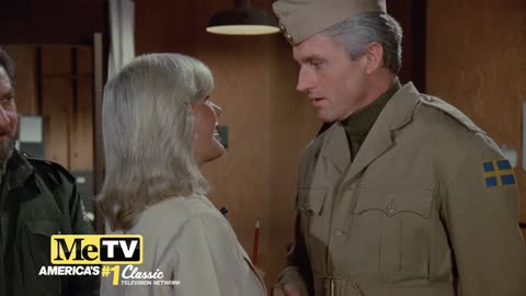 Loretta Swit's real-life husband played her love interest on an episode of M*A*S*H.