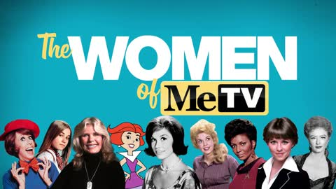 The Women of MeTV