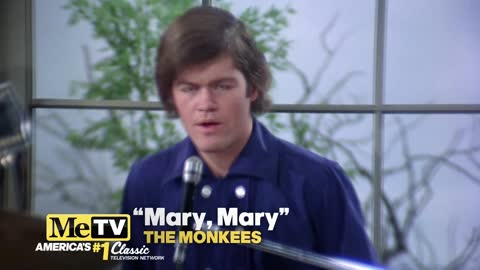 ''Mary, Mary'' by The Monkees