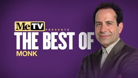 MeTV Presents the Best of Adrian Monk