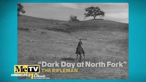 This episode of The Rifleman opens with a bang!