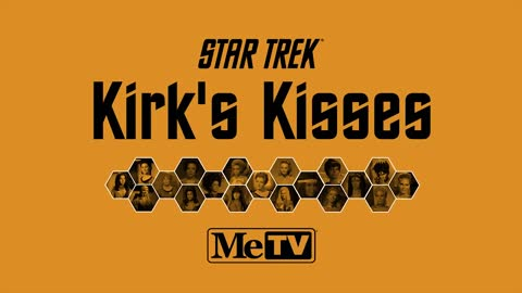 19 women Captain Kirk kissed on Star Trek