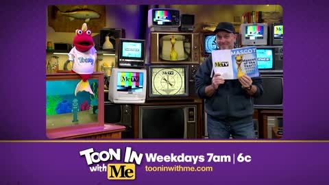 Kerwyn makes an appearance on Toon In With Me!