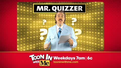 Mr. Quizzer knows the best way to succeed!