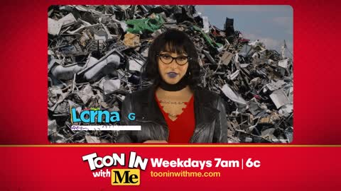 Lorna Greene is going to recycle this episode!
