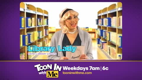 Meet the Library Lady!