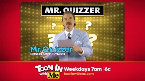 Mr. Quizzer's Show-and-Tell!