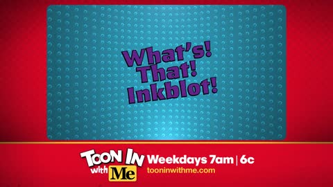 Who's ready for a round of What's That Inkblot!