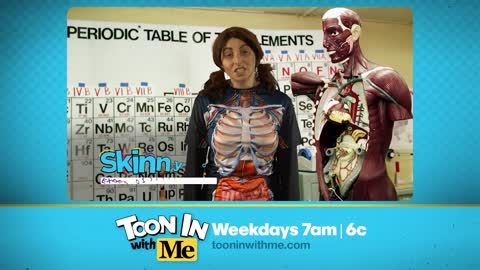 Skinny's here to teach you all about the inner workings and wonders of the human body!