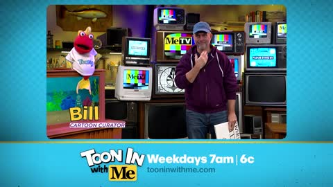 Toony and Bill find a new way to host the show!