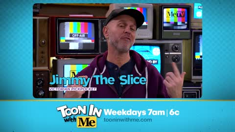 Jimmy the Slice is back!