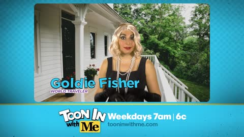 Goldie calls from Long Island!