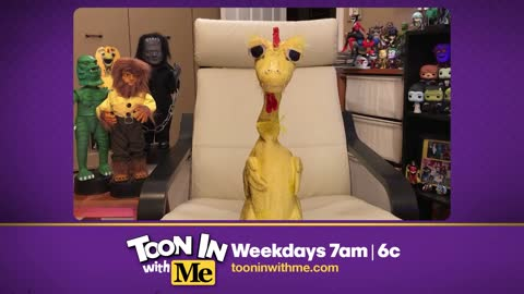 Kerwyn takes over on Toon In With Me!