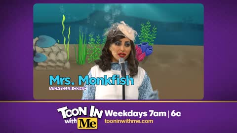 The Magnificent Mrs. Monkfish Outtakes!