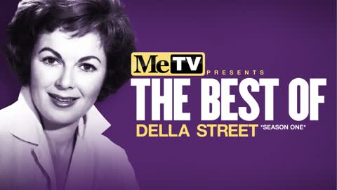 MeTV Presents The Best of Della Street -Season 1-