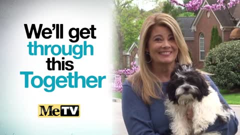 Stay Home With Me: Lisa Whelchel Public Service Announcement