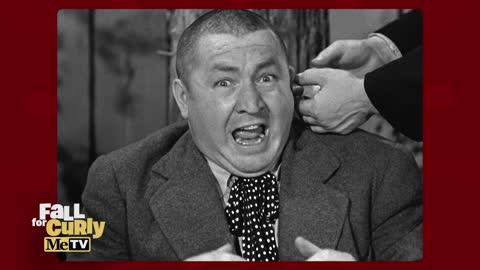 Fall for Curly - The best of Curly on the Three Stooges - Every Saturday This Fall