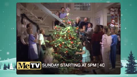 A Very Merry MeTV: Sunday, December 6th