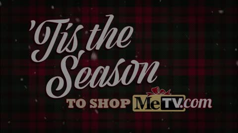 It's a MeTV Holiday Sale! Now Through December 6th