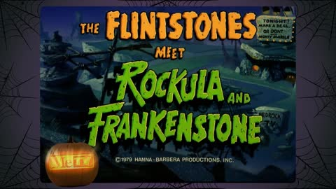 Watch The Flintstones Halloween Special Friday October 30th at...