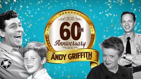 Happy 60th Anniversary to The Andy Griffith Show!