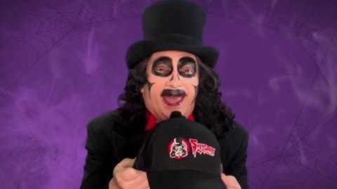 Svengoolie has a hat!