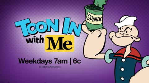 Watch Toon In With Me weekday mornings at 7AM | 6C!