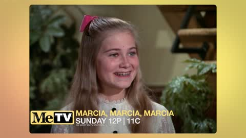Brady Bunch Theme Week - September 27: Marcia, Marcia, Marcia