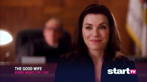 The Good Wife - Every Night at 11P | 10C