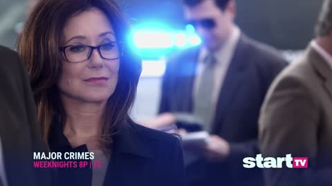 Major Crimes - Weeknights at 8P | 7C