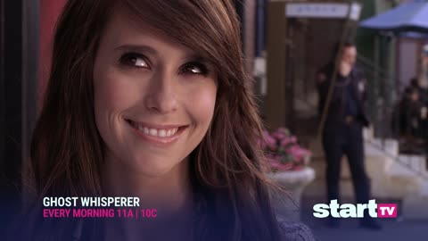 Ghost Whisperer - Every Morning at 11A | 10C