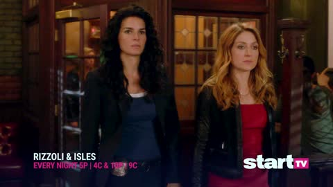 Rizzoli & Isles - Weeknights at 5P | 4C and 10P | 9C