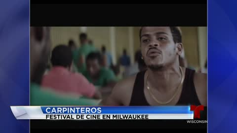 "Actor de la Película Dominicana ""Carpinteros"" Visita Milwaukee"