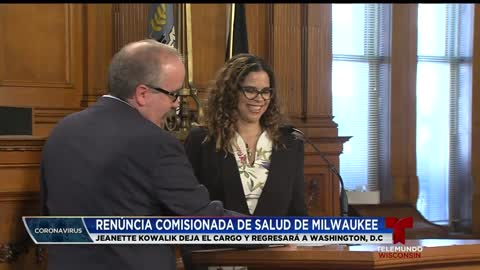 Jeanette Kowalik regresará a Washington, D.C.