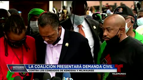 Demanda civil en contra de los condados de Kenosha y Milwaukee por injusticia racial