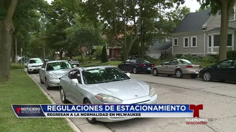 Regresan las regulaciones de estacionamiento