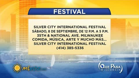 "Festival ""Silver City InterNational"" - ¡Qué Pasa Wisconsin!"