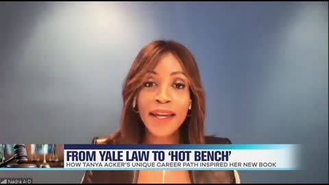 Judge Tanya Acker Talks 'Hot Bench', New Book & Election